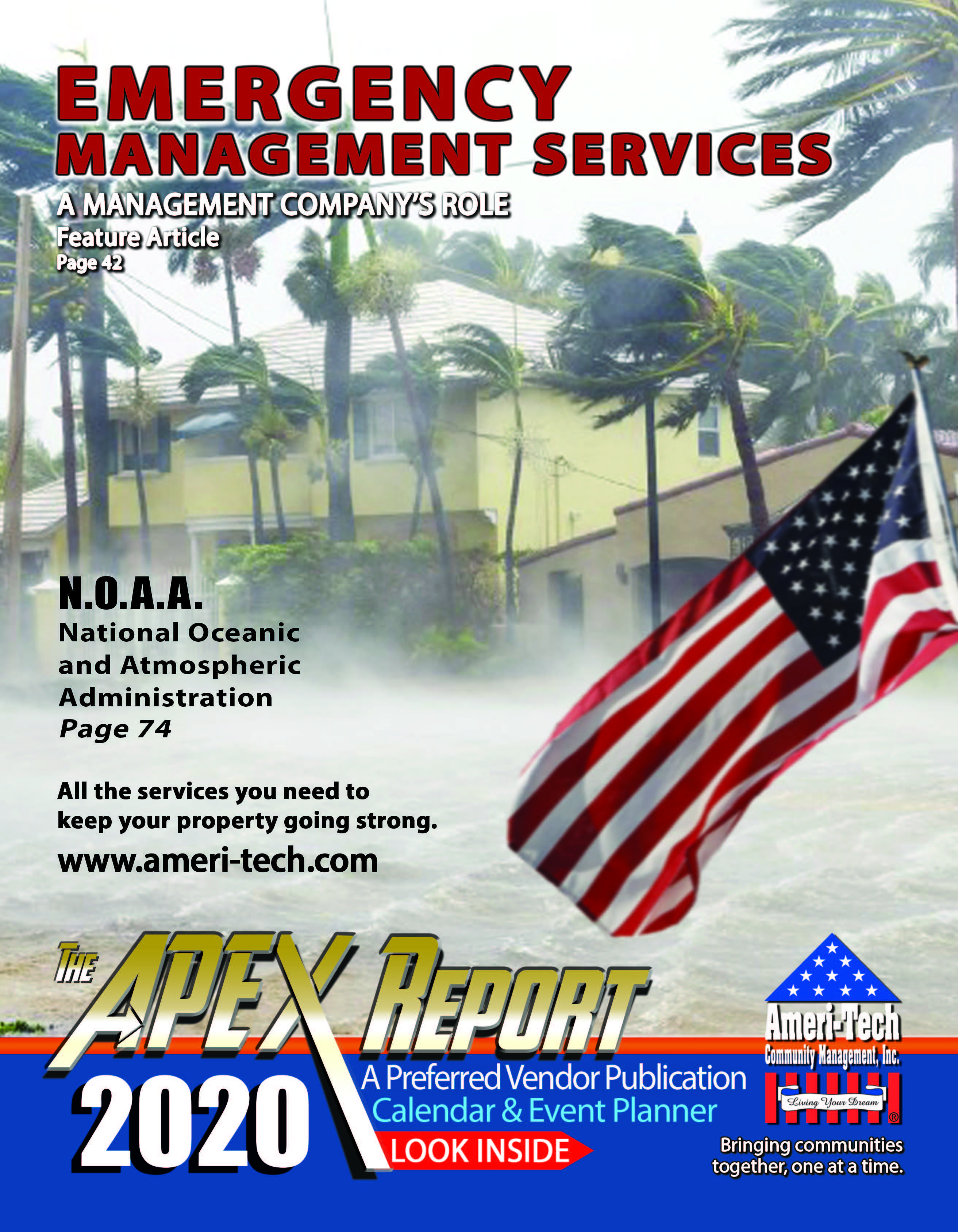 2020 Preferred Vendors Book by Ameri-Tech