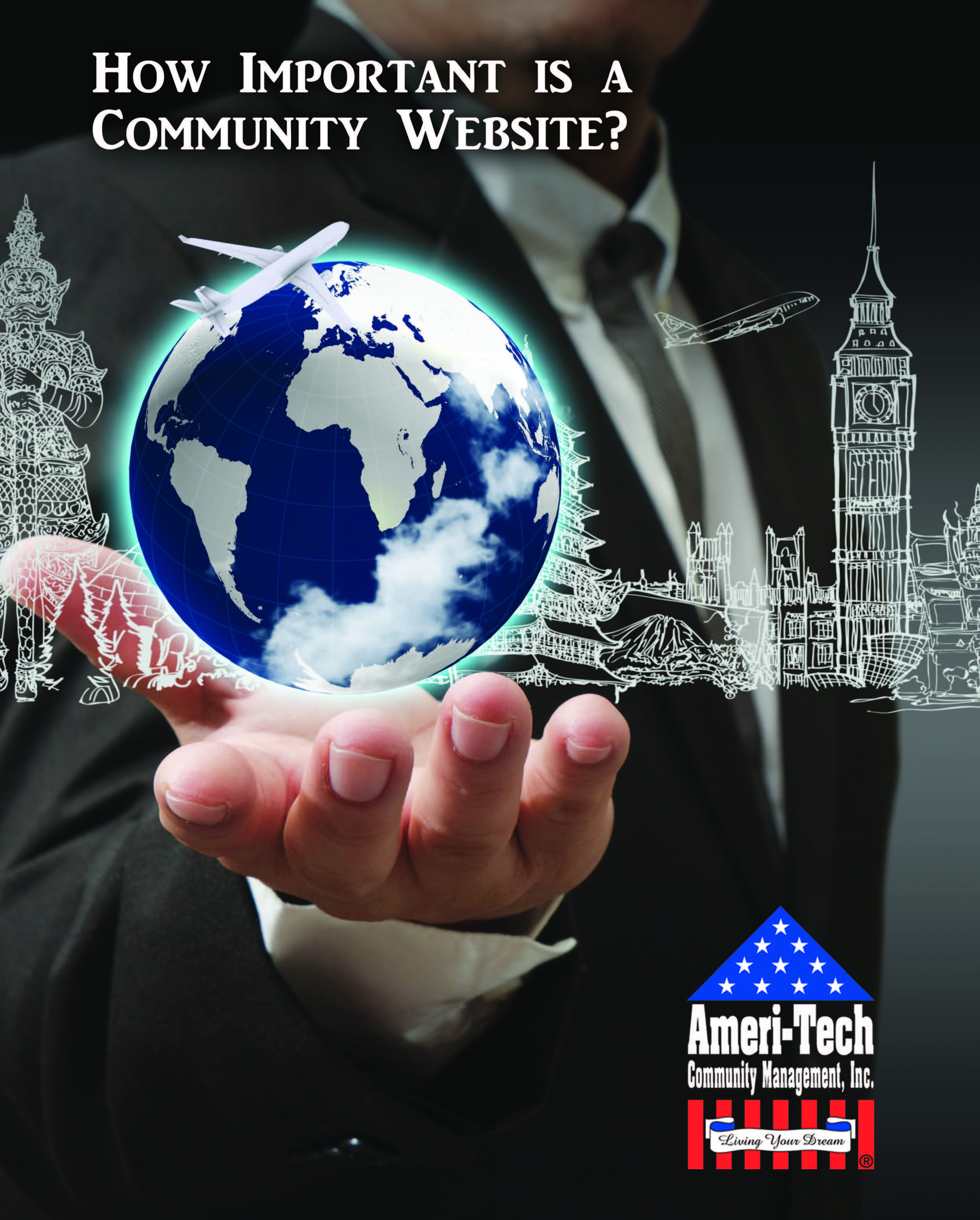 Community Websites Developed by Ameri-Tech